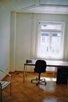 Zimmer 34: Blick Richtung Rosenbergstrasse